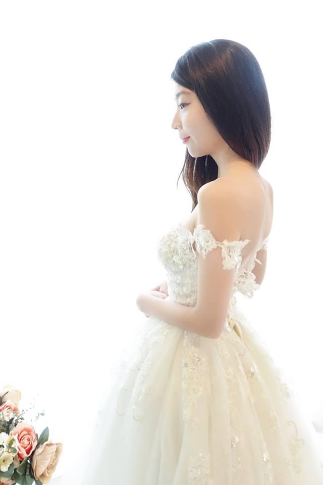 高腰馬甲大蓬裙白紗 - 愛情蔓延精緻婚紗 - 台中婚紗 | 禮服出租 | 婚紗推薦