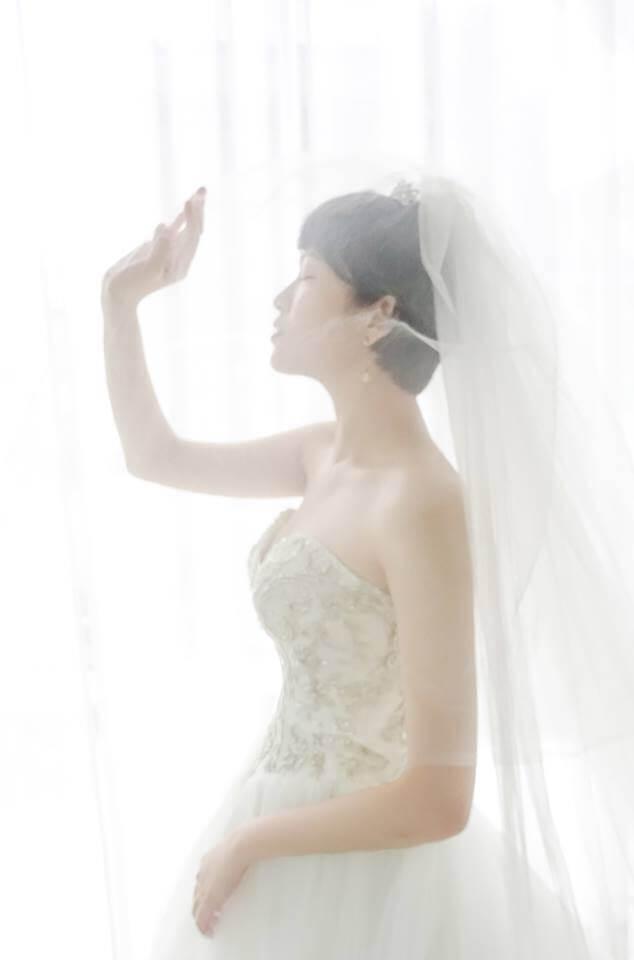 閃耀金鑽圖騰馬甲白紗 - 愛情蔓延精緻婚紗 - 台中婚紗 | 禮服出租 | 婚紗推薦
