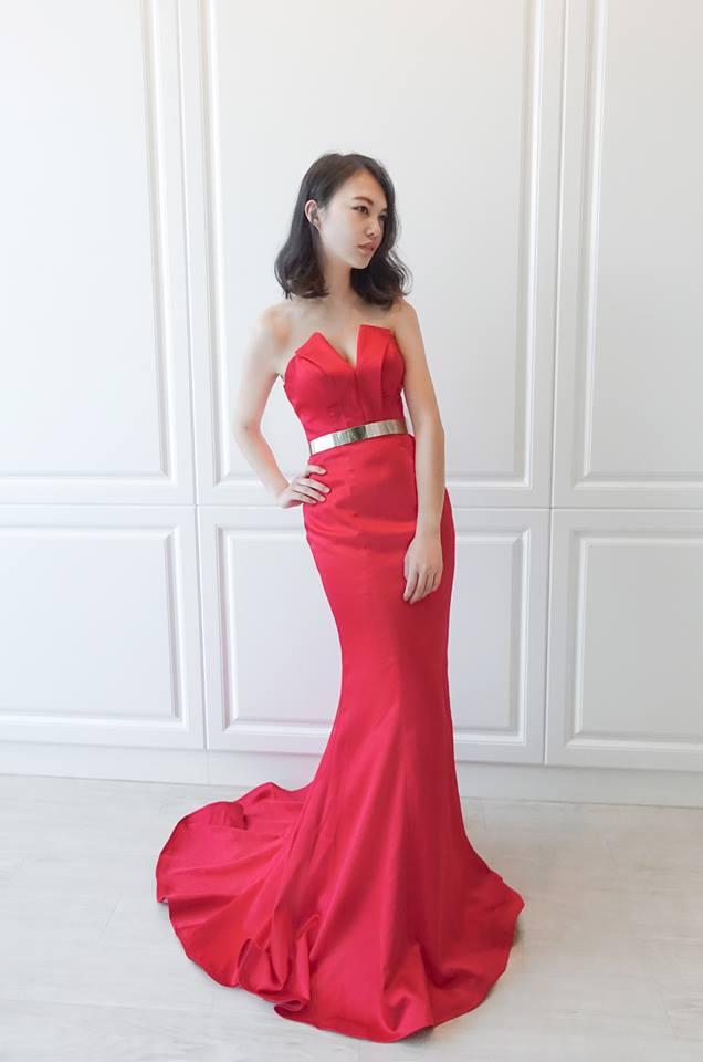洋溢春節氣息的10套晚禮服 - 愛情蔓延精緻婚紗 - 台中婚紗 | 禮服出租 | 婚紗推薦