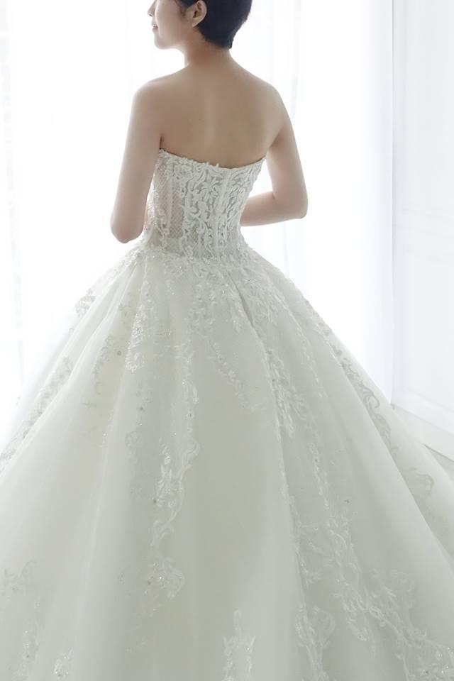 氣勢皇家宮廷風白紗 - 愛情蔓延精緻婚紗 - 台中婚紗 | 禮服出租 | 婚紗推薦