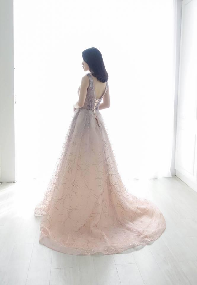雙色漸層紗禮服 - 愛情蔓延精緻婚紗 - 台中婚紗 | 禮服出租 | 婚紗推薦