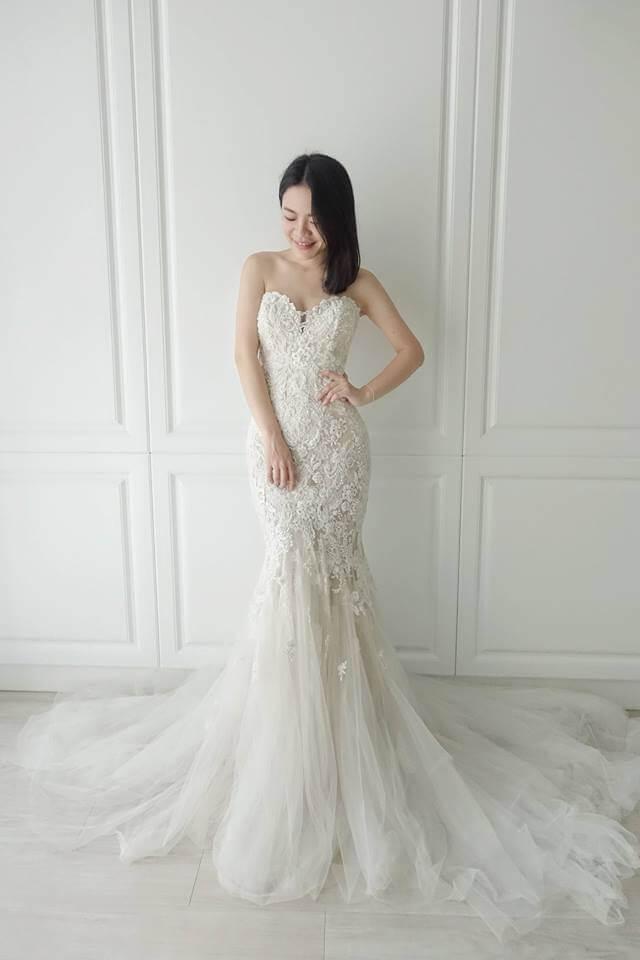 Enzoani品牌白紗系列 - 愛情蔓延精緻婚紗 - 台中婚紗 | 禮服出租 | 婚紗推薦