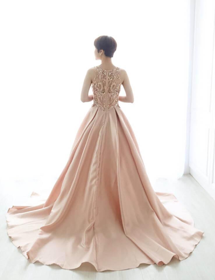璀璨玫瑰金 - 台中婚紗 | 禮服出租 | 婚紗推薦