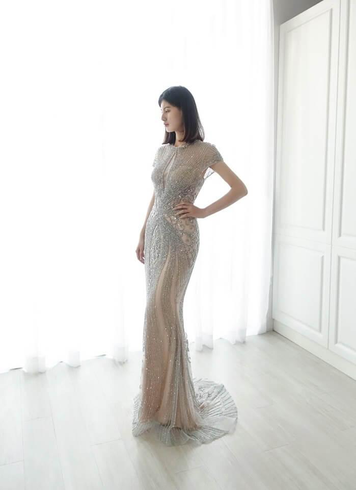 璀璨水鑽魚尾禮服 - 台中婚紗 | 禮服出租 | 婚紗推薦