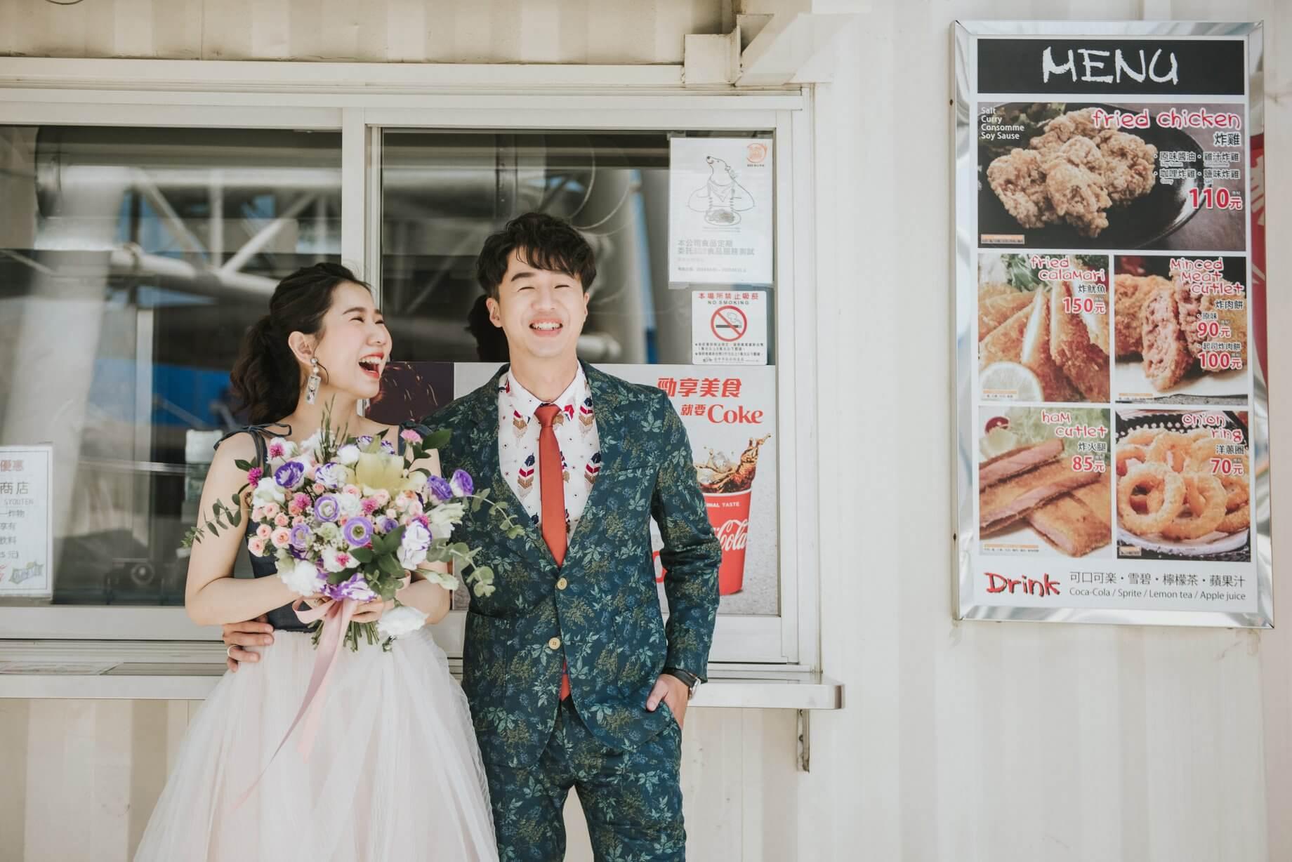 HUimages 胡哥視覺影像 / KEN & BI 婚紗照分享